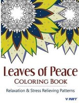 Leaves of Peace Coloring Book