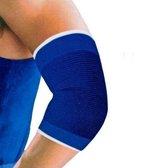 Weekendwebshop Bandages Elleboogbeschermers - 2 stuks -  blauw