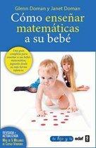 Como enseñar matmáticas a su bebé