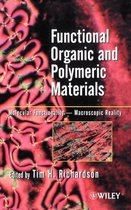 Functional Organic and Polymeric Materials