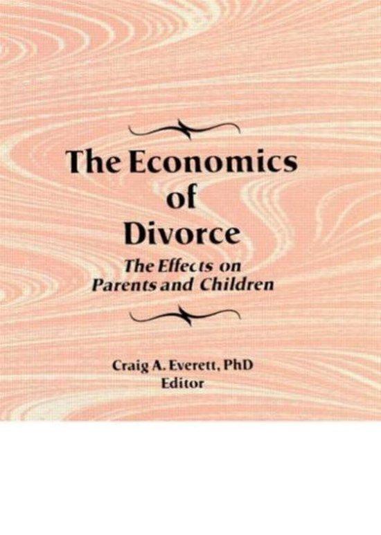 Afbeelding van The Economics of Divorce