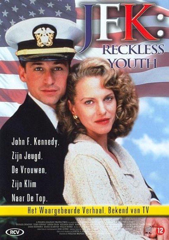 Cover van de film 'Jfk Reckless Youth'