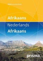Prisma Miniwoordenboek Afrikaans