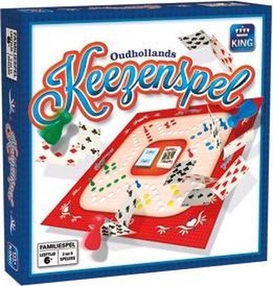 Afbeelding van het spel OUD HOLLANDS KEEZENSPEL 4 PERSONEN