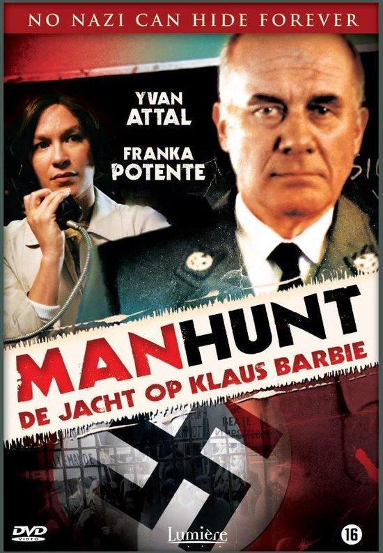 Cover van de film 'Manhunt'