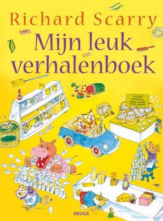 Richard Scarry - Mijn leuk verhalenboek