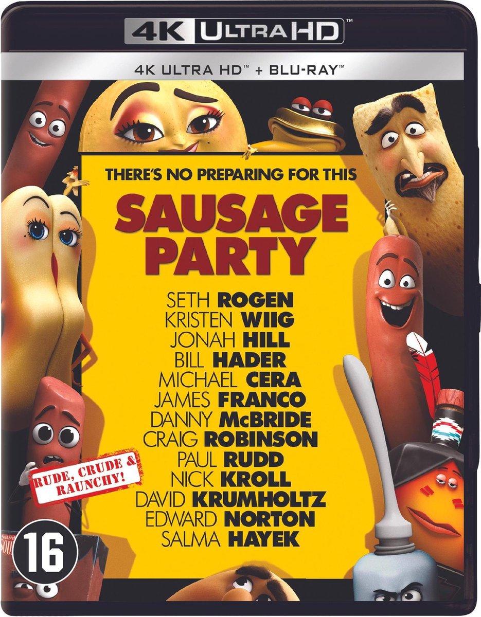 Sausage Party (4K Ultra HD Blu-ray)-