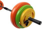 Tunturi Halterset/Aerobic Pump Set - 20 kg