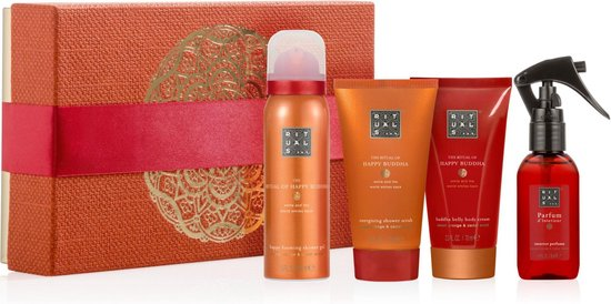 RITUALS The Ritual of Happy Buddha geschenkset small - cadeaupakket
