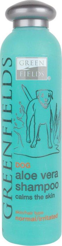 Krachtige Hondenshampoo met Aloe Vera - Greenfields - 250 ml