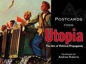 Boek cover Postcards from Utopia van Andrew Roberts