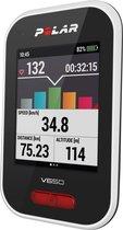 Polar V650 Fietscomputer - GPS - Bluetooth® Smart - Zwart