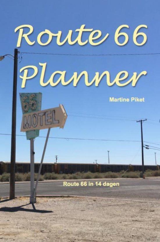 Route 66 Planner - Martine Piket pdf epub