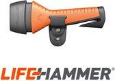 Lifehammer Evolution - Veiligheidshamer incl. bevestiging