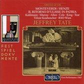 Monteverdi: Il Ritorno d'Ulisse in Patria / Tate, Allen, Murray et al