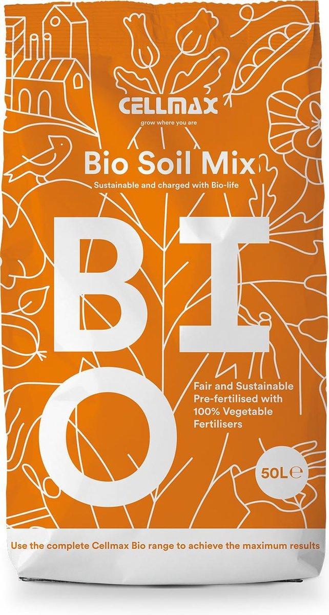 Cellmax Biologische Potgrond 50L - Duurzaam - Vegan - Biologisch - RHP