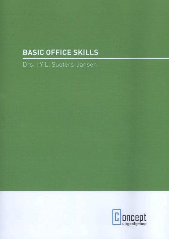 Basic office skills - I.Y.L. Sueters - Jansen |