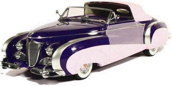 Afbeelding van Cadillac Serie 62 Cabriolet 1948 speelgoed