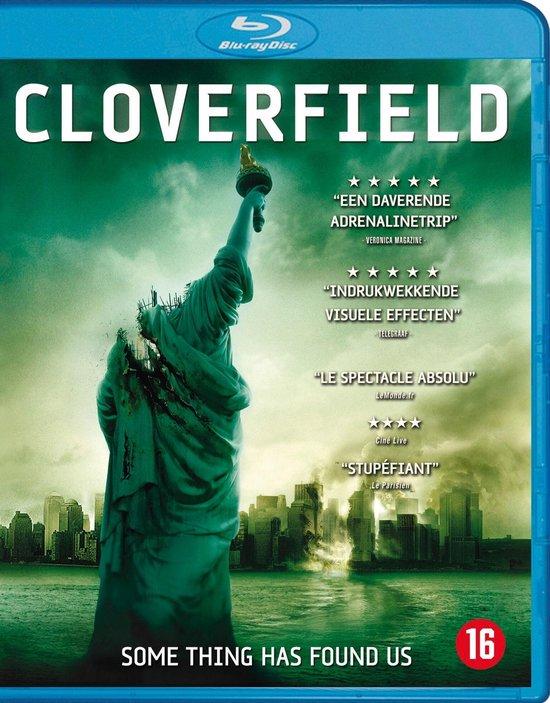 Cover van de film 'Cloverfield'