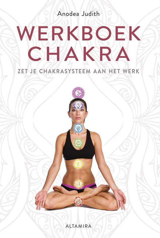 Werkboek chakra's - Anodea Judith |