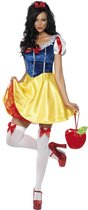 Sneeuwwitje Kostuum maat 36/38 (S) -Prinses jurkje