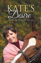 Omslag Kate's Desire