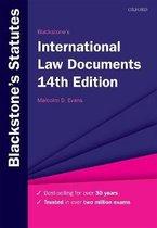 Afbeelding van Blackstones International Law Documents