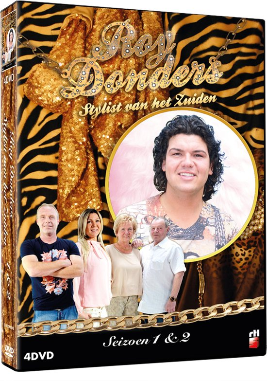 Roy Donders - Stylist S1-2 -