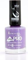 Rimmel Lycra Colour Memory Nagellak - 312 Ultra Violet