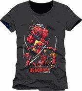 DEADPOOL - MARVEL T-Shirt Family (XL)