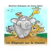 Un Elephant sur le Chemin