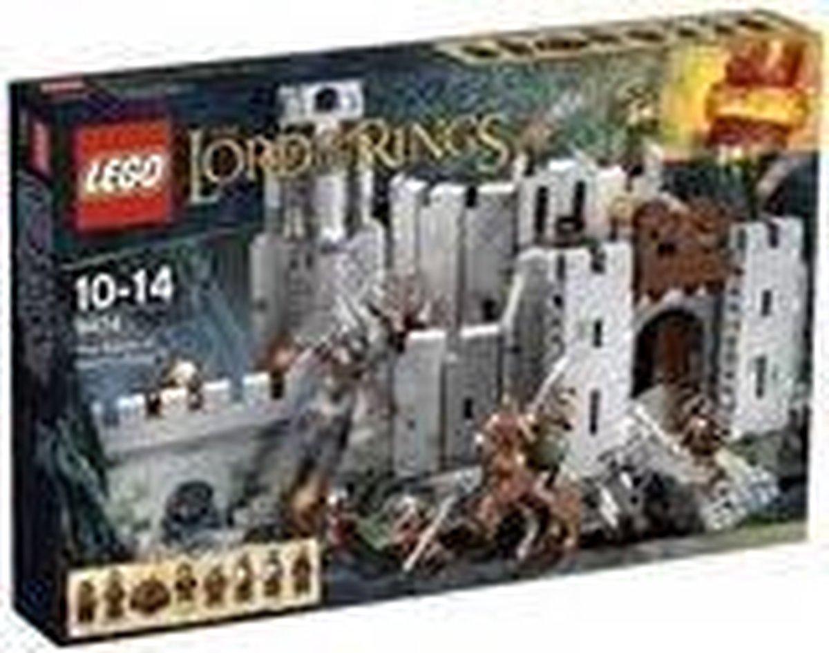 LEGO Lord of the Rings De Slag om de Helmsdiepte - 9474