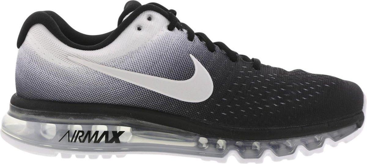 | Nike Air Max 2017 849559 010 Zwart Wit