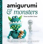 Amigurumi + monsters
