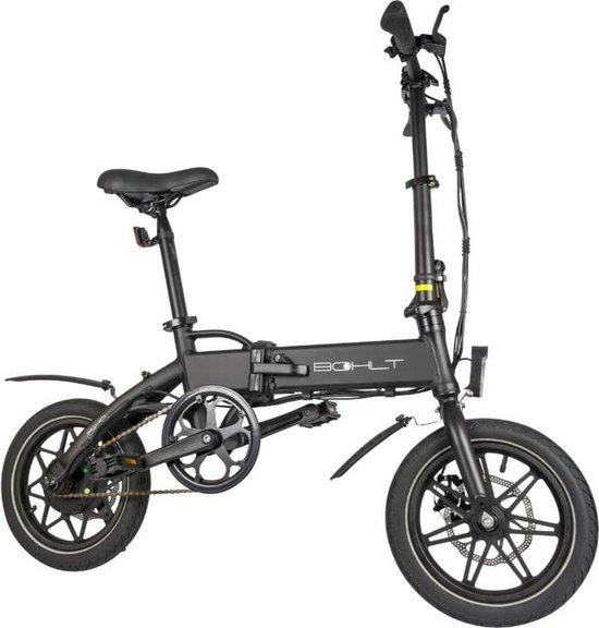 Bohlt R140 - Elektrische vouwfiets - Aluminium - Schijfremmen - LG accu