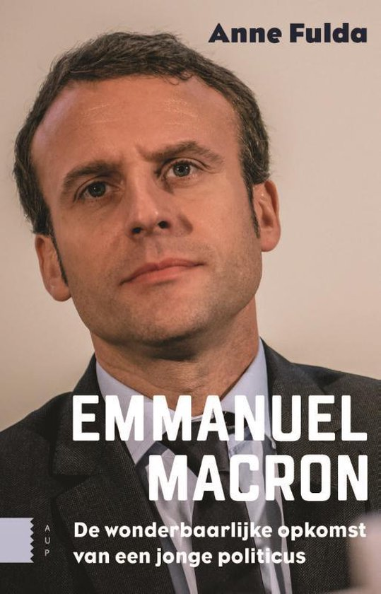 Emmanuel Macron - Anne Fulda | Fthsonline.com