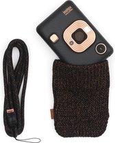 Fujifilm Instax Mini Liplay - Elegant Black Bundel