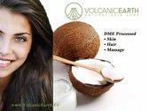 DME Originele pure Kokos Olie (Massage Olie) (Huid Olie) - 200ML VolcanicEarth