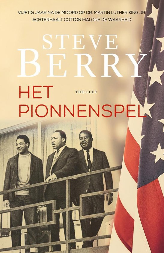Cotton Malone - Het pionnenspel - Steve Berry |