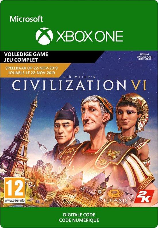 Sid Meier's Civilization® VI – Xbox One download