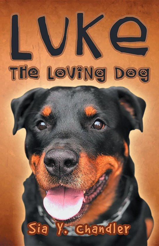 Luke the loving dog
