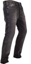 John Doe Ironhead Used Black XTM Motorcycle Jeans 36/30
