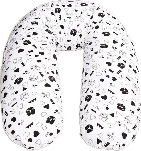 Form Fix XL inclusief hoes zwart & wit jersey