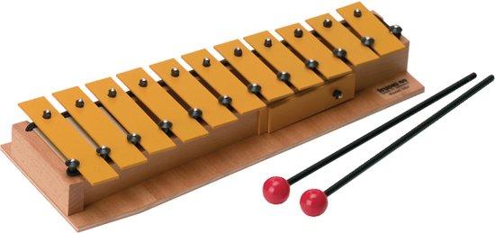 GSd Sopran-Glockenspiel c3 - f4