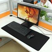 Mobigear Gaming Muismat XXL Zwart 77.5 x 30 CM