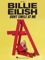 Billie Eilish - Don't Smile at Me Easy Piano Songbook