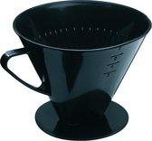 Westmark Koffiefilter Houder - 1 x 2 - Zwart
