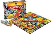 Monopoly DC Comics Retro Editie - Bordspel