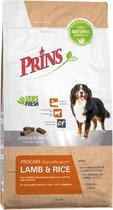 Prins Procare Lam & Rijst - Hondenvoer - 15 kg