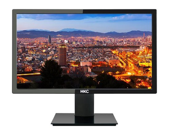 HKC 22S1 22 inch Full HD monitor VGA + HDMI